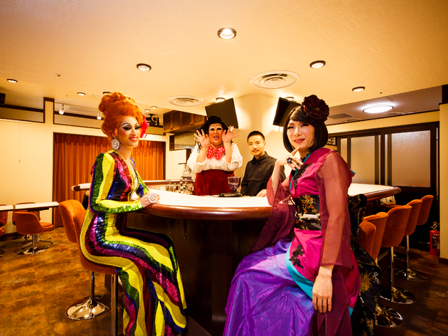 キャンピーバー 渋谷パルコ店