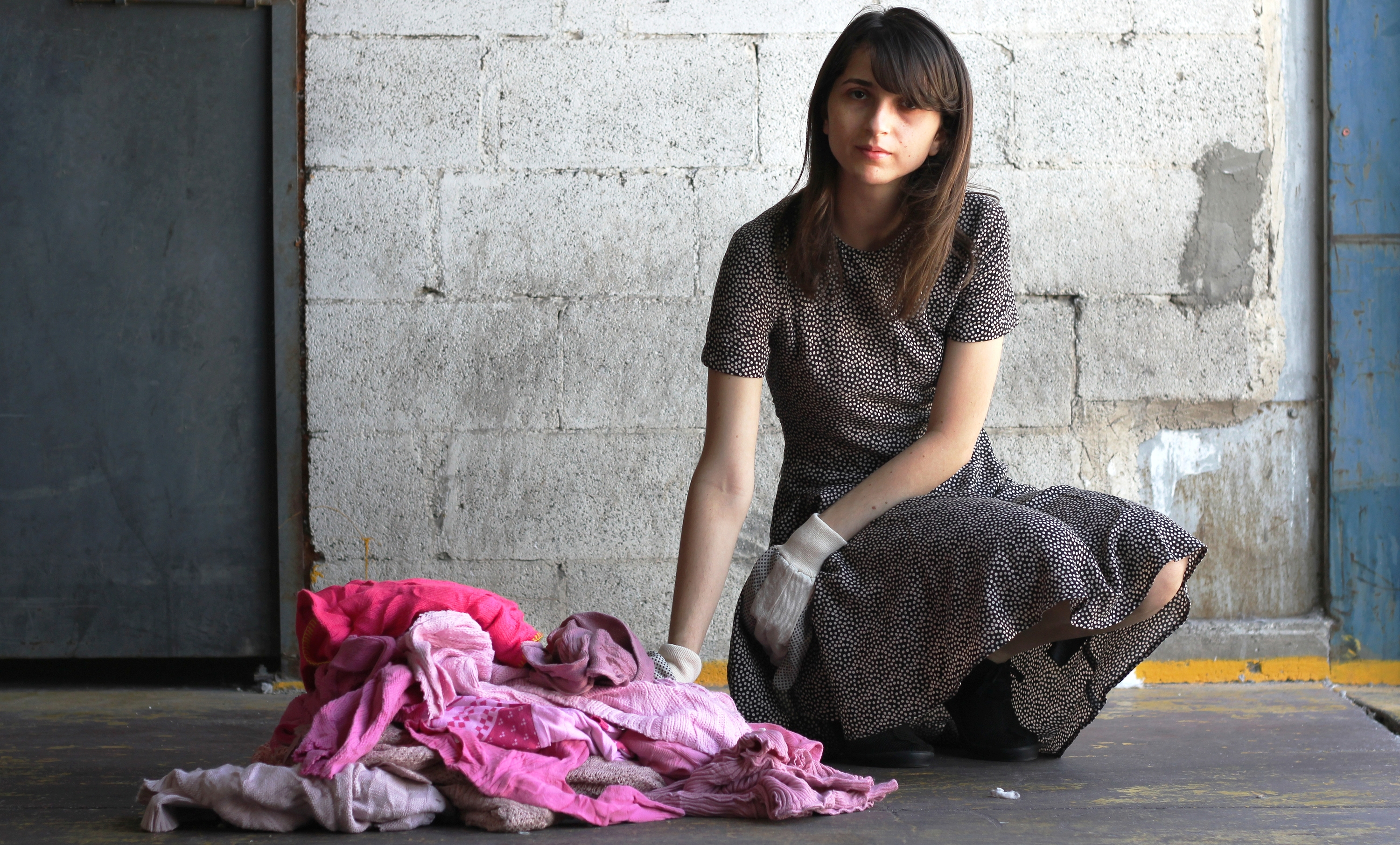 Israeli designer Dana Cohen is making fashionable waves with her sustainable approach