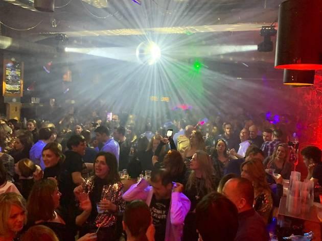 New Year's Eve at Klub Katran