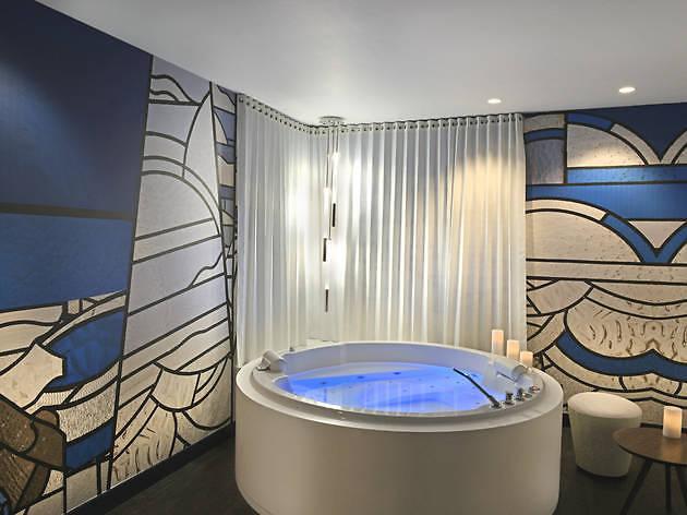 Spa By Clarins Molitor Sante Et Beaute A 16e Arrondissement Paris