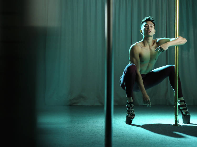 LGBTI 熱話:鋼管舞上的自由靈魂