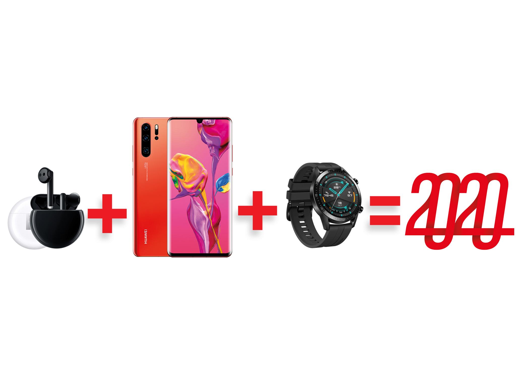 Huawei: o todo é muito mais do que a soma das partes
