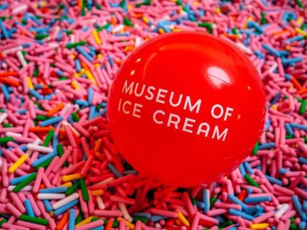 The Museum of Ice Cream is now open!