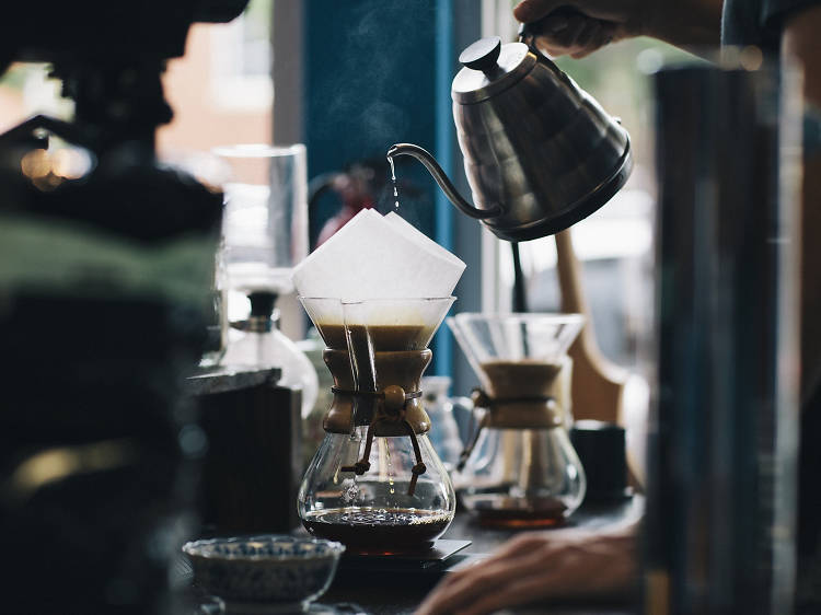 The best coffee shops in Boston to try right now