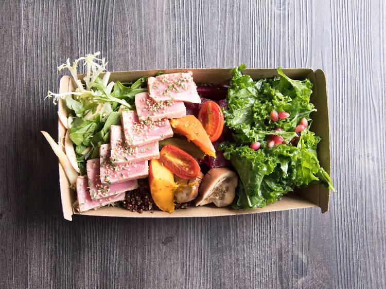 Kale salad (Kale)