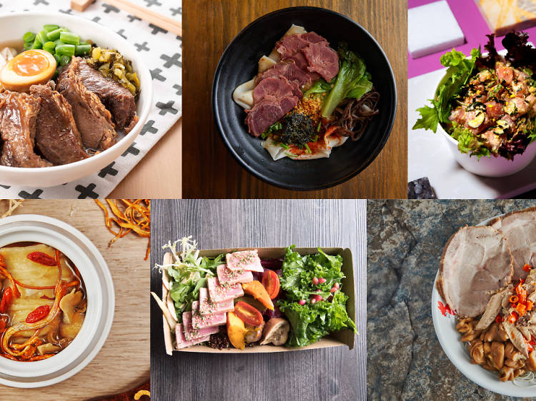 The most ordered food deliveries in Hong Kong in 2019