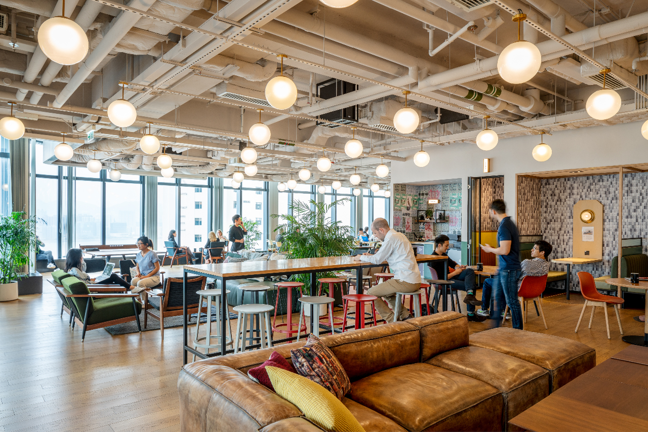 WeWork Tower