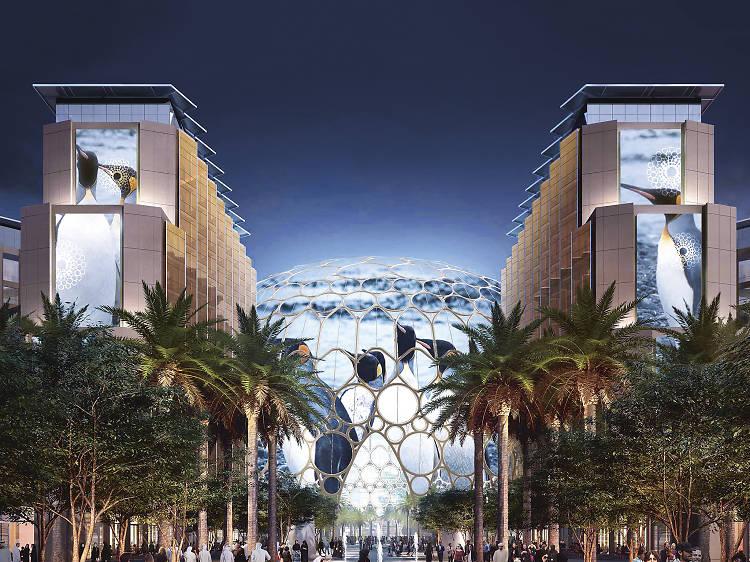 DubaiWorld Expo 2020