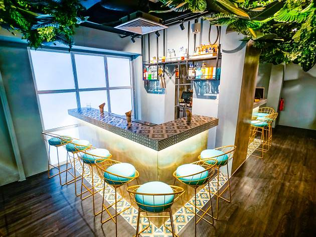 The best new bars in Singapore to have a drink at in the city