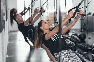 ritual, gym