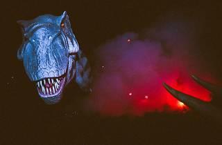 Une nuit avec les dinosaures. Prehistoric Safari®