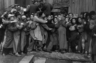 La Chine vue par Henri Cartier-Bresson