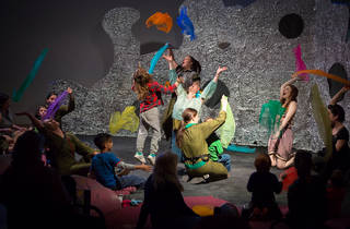 SUDS Blueaces Theater Company Lincoln Center Kids