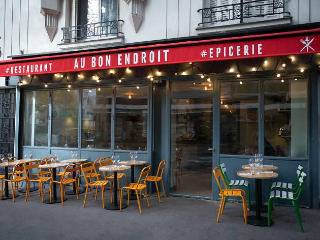 © Au Bon Endroit