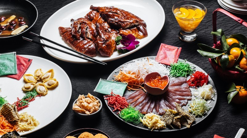 The Best Chinese New Year 2020 Menus in KL