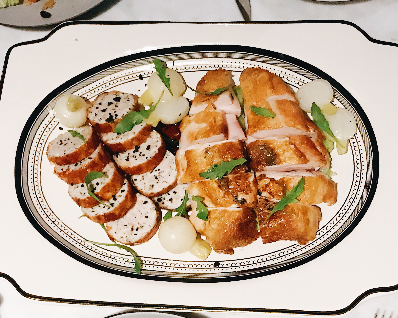 Bon Temps roast chicken DTLA Los Angeles