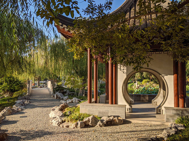 The best botanical gardens in L.A.