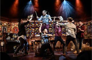The Choir of Man Arts Centre Melbourne 2020