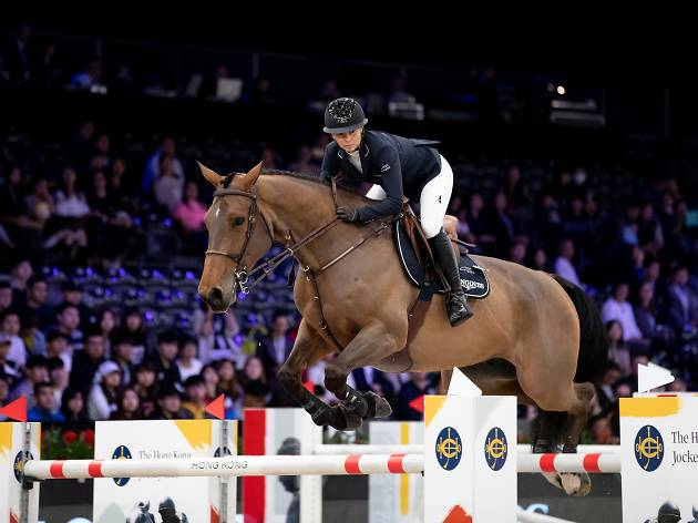 Longines Masters of Hong Kong Competition