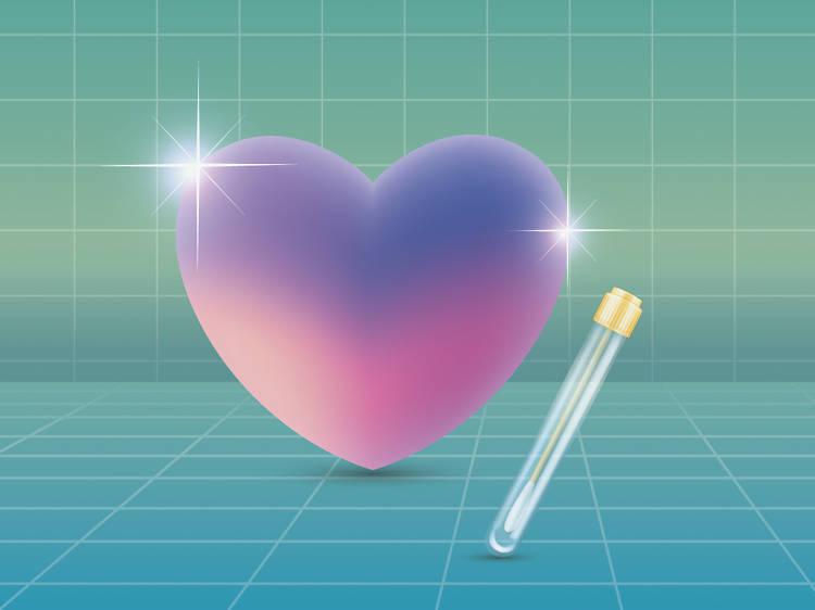戀愛工程:緣自 DNA