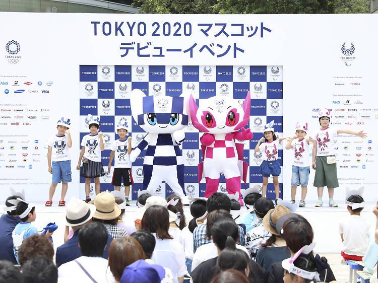全球曯目:2020年東京奧運為港隊打氣