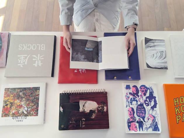 Booked: Hong Kong Art Book Fair