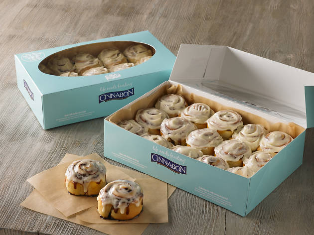American chain bakery Cinnabon is coming to Hong Kong