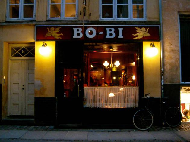 Bo-Bi Bar in Copenhagen