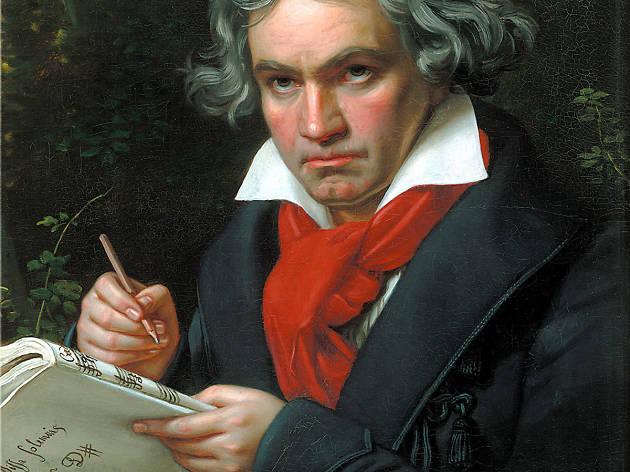 Em Dezembro, assinalaram-se os 250 anos do nascimento de Ludwig van Beethoven
