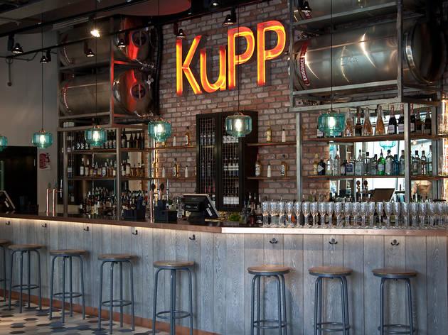 Kupp Restaurants In Paddington London