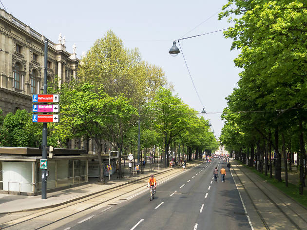 Ringstrasse in Vienna