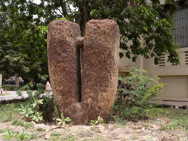 Megalith, Kaolack region, Senegal, 8th–9th century
