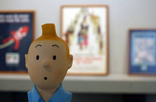 Miradas Tintinófilas