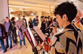 Primer aniversari del Centre LGTBI de Barcelona