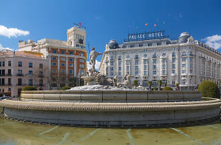Plaza de Cánovas del Castillo