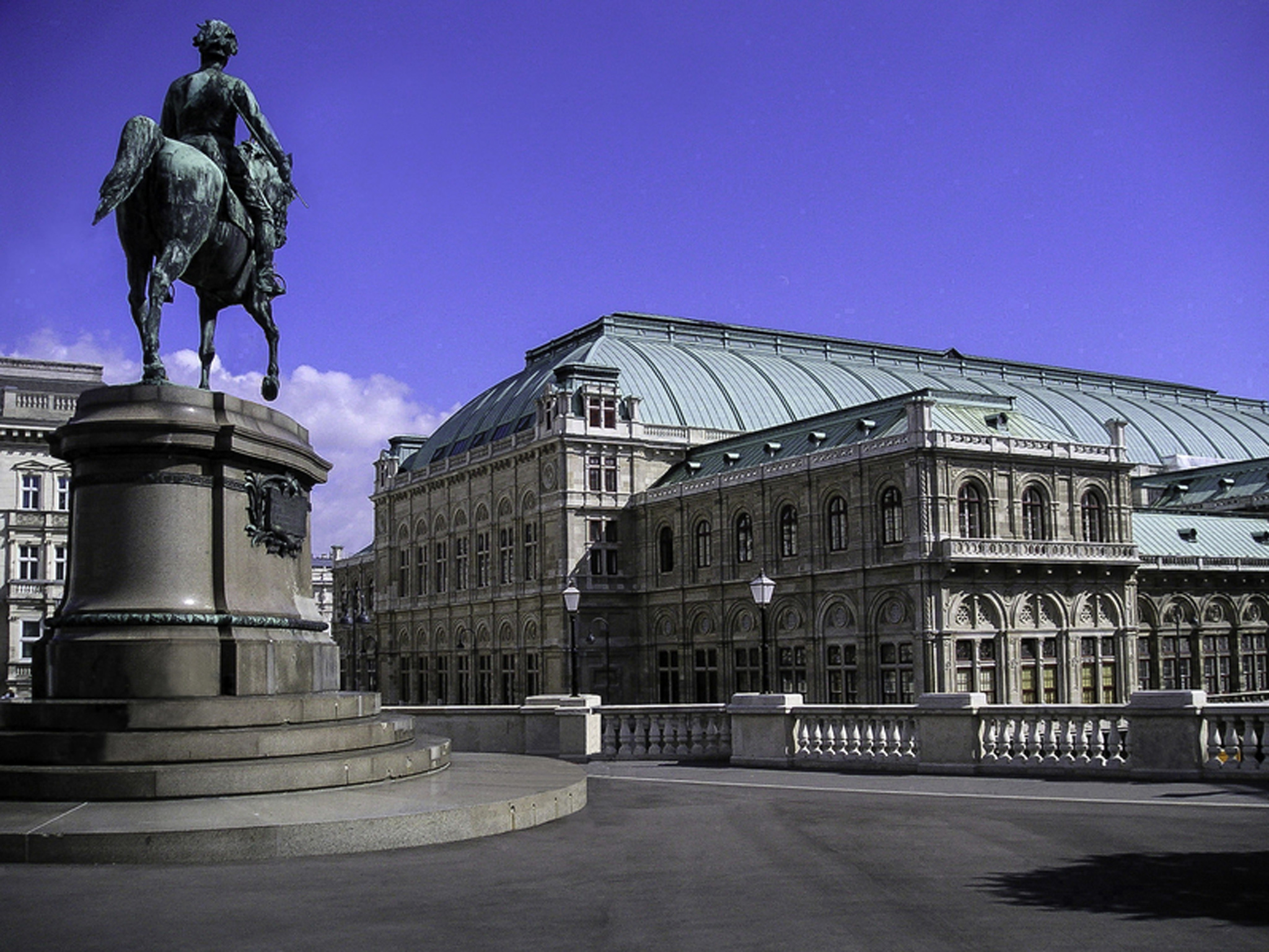 The Albertina in Vienna