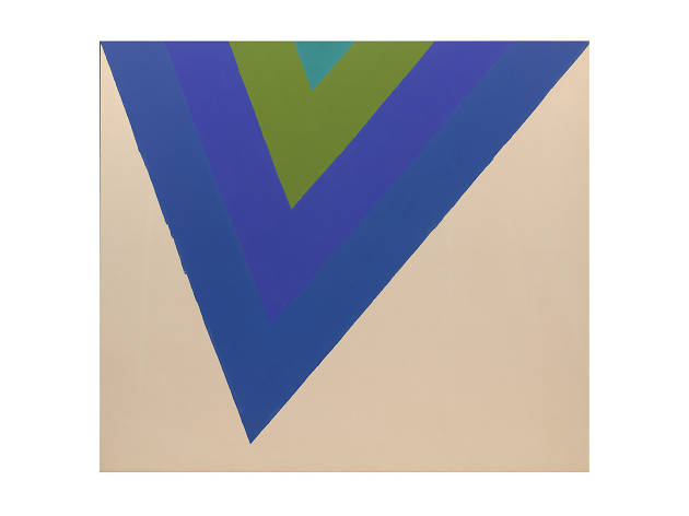 Kenneth Noland Trans Shift, 1964