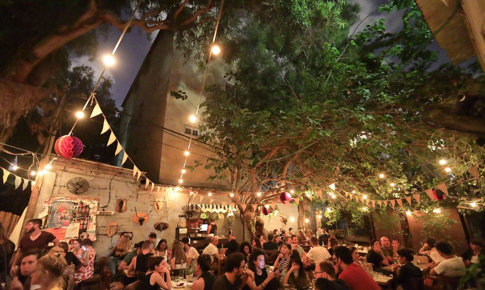 10 Tel Aviv bars you absolutely need to go to for a chill night out