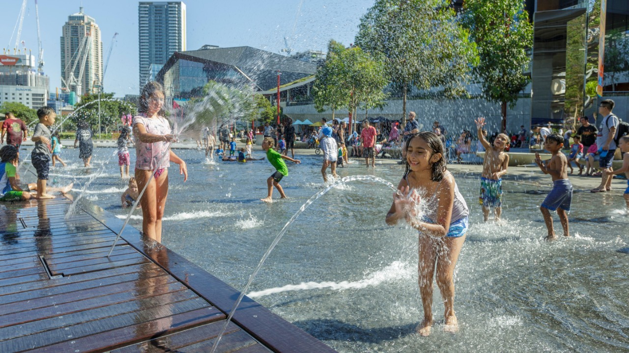 Things to do this summer in Darling Harbour