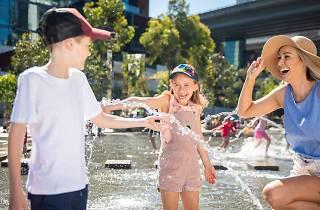 Darling Harbour Waterplay