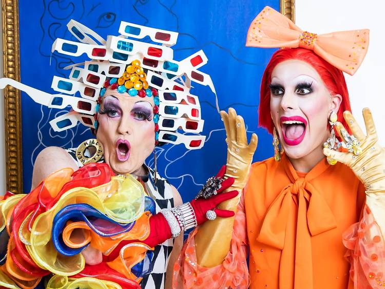How Sydney's drag scene defined Mardi Gras