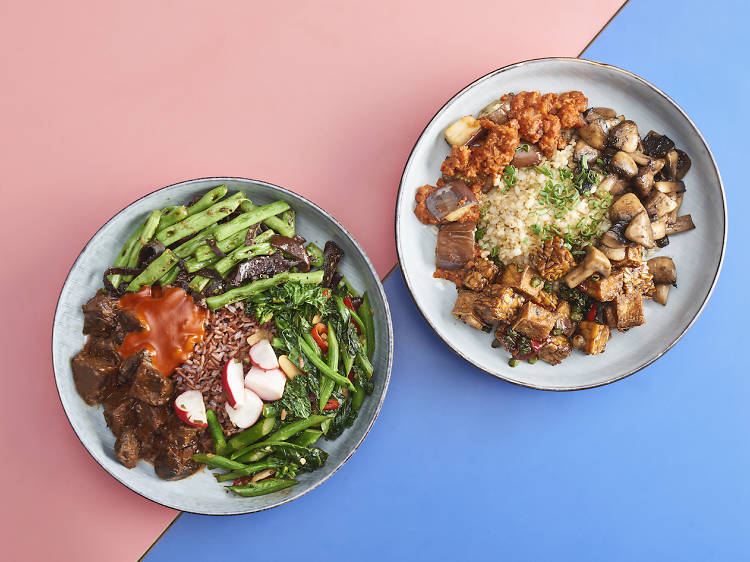 The best salad bars in Singapore for a healthy lunch