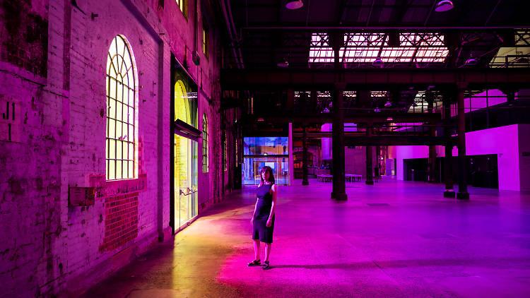 Radiant Flux - Rebecca Baumann - Carriageworks
