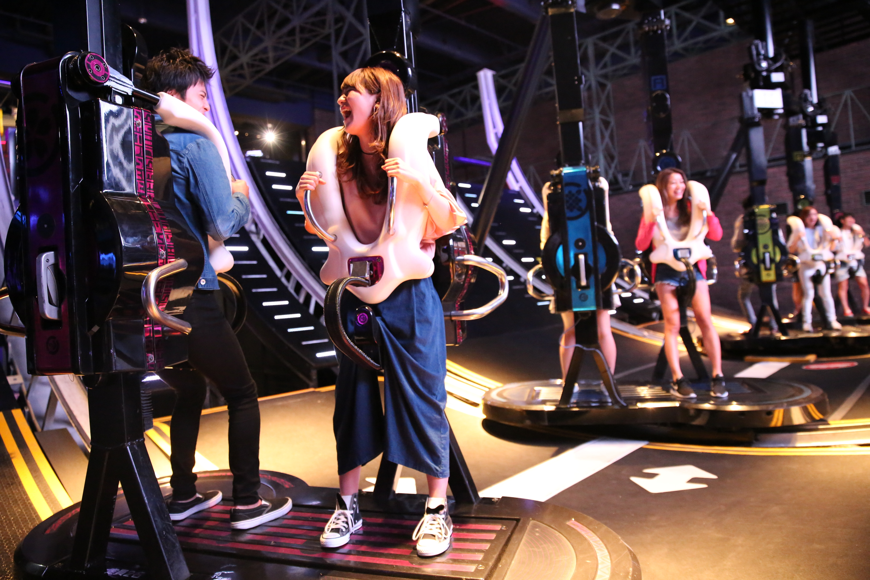 Best Indoor Theme Parks And Amusement Parks In Tokyo Time Out Tokyo