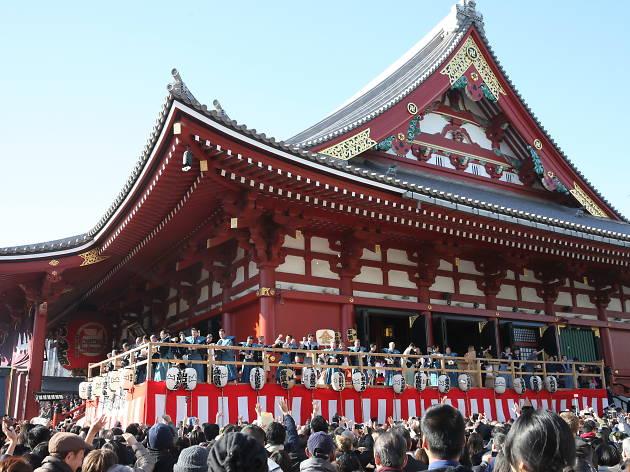 Sensoji Setsubun Festival