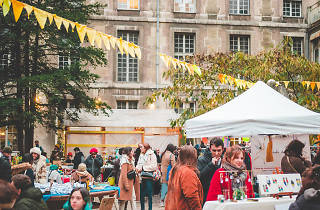 © Marché des Grands Voisins / The Oxo (Yes We Camp)