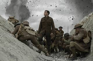 George MacKay stars in Sam Mendes's World War I film 1917