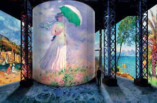 Monet, Renoir… Chagall. Voyages en Méditerranée