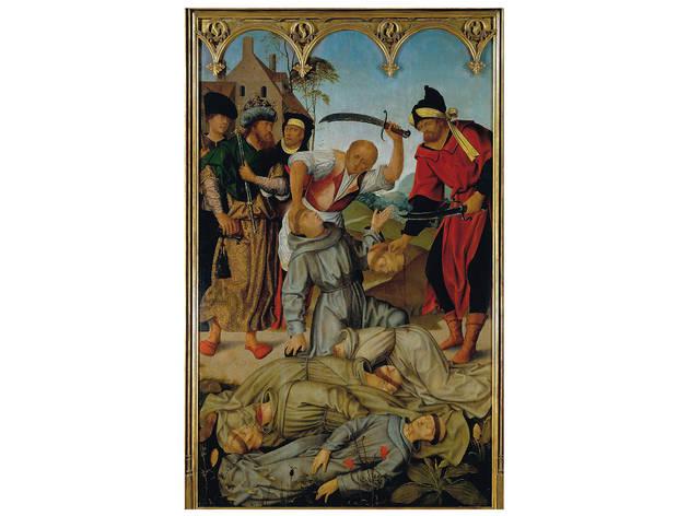 Guerreiros e Mártires. A Cristandade e o Islão na formação de Portuga