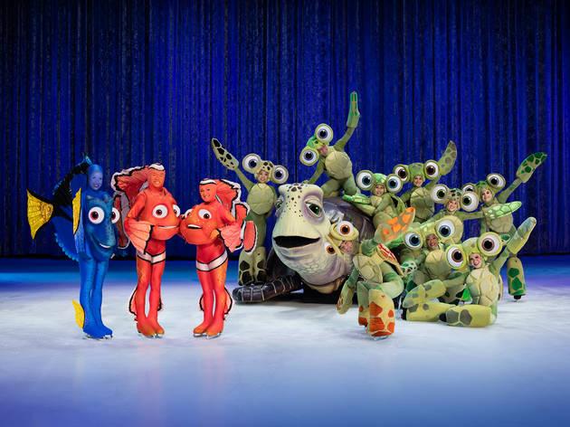 Disney On Ice - 100 Anos de Magia